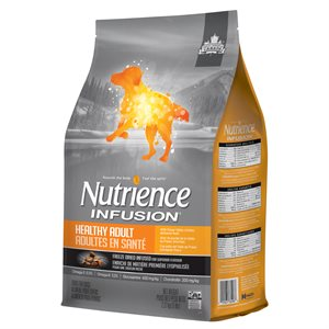 NUTRIENCE INFUSION CHIEN MOYENNE RACE 2.27KG